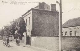 Pipaix – L'Ecole Communale Pour Garçons – Rue Des L'ourches - Leuze-en-Hainaut