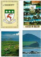 IRLANDE /  Lot De 65 Cartes Postales Modernes écrites - Cartes Postales