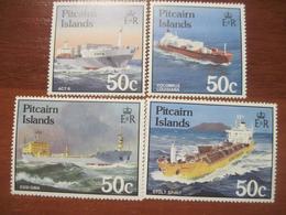 Pitcairn Islands 1985  Ships Fleet  MNH - Timbres