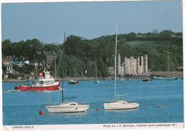 Upnor Castle: - Passengership 'Invicta Line', Yachts - (Kent, England) - Engeland