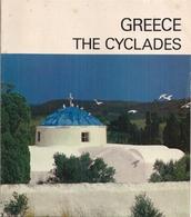 GREECE - THE CYCLADES Avec CARTE ROUTIÈRE. - Exploration/Travel