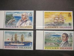 Pitcairn Islands 1999 Sailing  Ships Fleet Millenium MNH - Timbres