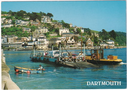 Dartmouth: DATSUN 280 ZX , FORD CAPRI , TOYOTA HI-ACE - The Lower Ferry - (England) - Engeland