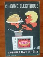 Buvard  Cuisine électrique, Cuisine Pas Cher - Blotters