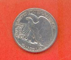 USA - ½ DOLLAR 1942 - Émissions Fédérales