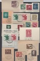 Deutsches Reich , Lot Mit  Sonderstempeln 1944 - Deutschland