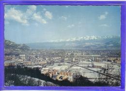 Carte Postale 38. Grenoble Ville Olympique   Très Beau Plan - Grenoble