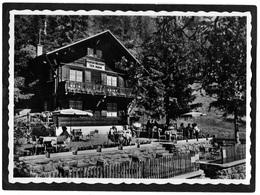 LOECHE-les-BAINS - PENSION WALDRAND TEA-ROOM - Propriétaire Heinz GRICHTING - - VS Valais