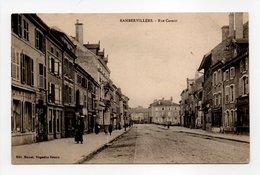 - CPA RAMBERVILLERS (88) - Rue Carnot - Edition Mamet - - Rambervillers