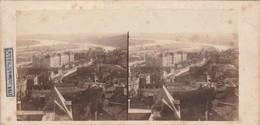 Photos - Stéréoscopiques : LYON - Rhone ( Jonction Du Rhone Et De La Saone ) N° 56 - Stereoscopic