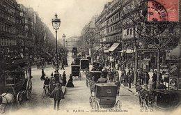 DPT 75 PARIS Bouleverd Montmartre - Non Classificati