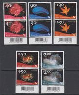 Ross Dependency 2003 Marine Life 5v (pair)  (code In Margin) ** Mnh (41545) - Ross Dependency (Nieuw-Zeeland)