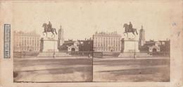 Photos - Stéréoscopiques : LYON - Rhone : ( Place Louis-legrand ) N° 59 - Stereoscopic