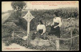 Les Petites Françaises N'oublient Pas Les Braves Anglais Morts Au Champ D'honneur - War 1914-18