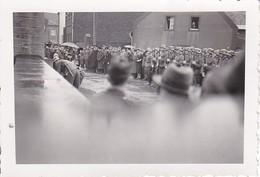 Foto Heldengedenkfeier - Deutsche Soldaten Parade - Wehrmacht - 2. WK - 8*5,5cm (38305) - Krieg, Militär