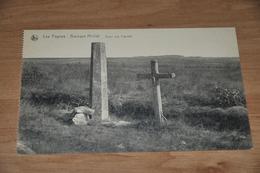 6864- LES FAGNES, BARAQUE MICHEL, CROIX DES FIANCES - Jalhay