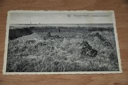 6866-  BARAQUE MICHEL, TOURBIERE EN EXPLOITATION - Jalhay
