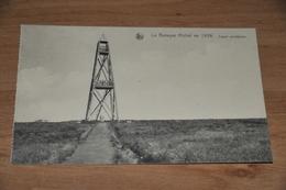 6867-  LA BARAQUE MICHEL EN 1926, SIGNAL GEODESIQUE - Jalhay