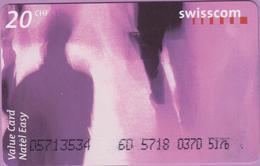 Télécarte Suisse °° Prépayée -Natel Easy - 5176 - RV. - Suisse