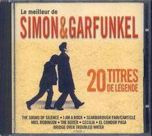 The Definitive Simon & Garfunkel - Disco, Pop