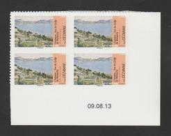"""FRANCE / 2013 / Y&T N° AA 826A ** : """"Impressionnisme/eau"""" (TVP LP Cézanne De Feuille) - Coin Daté 2013 08 09 - Coins Datés"""