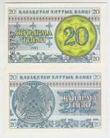 Kazakhstan 20 Tyin 1993 Pick 5a UNC - Kazakhstan