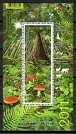 Canada 2011 / Trees & Mushrooms MNH Árboles Setas Bäume Champignons Arbres / Cu10310  40-10 - Árboles