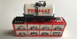 JOUEF 639 Wagon Citerne PRIMAGAZ Butane Propane - Güterwaggons