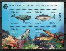 Spain 2013 España / Fish Fishes Whale Seal MNH Peces Ballena Foca Poisons Fische / Cu10532  4 - Peces