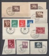 Deutsches Reich , Lot Mit  Sonderstempeln 1941 /1942 ( 40.-) - Deutschland