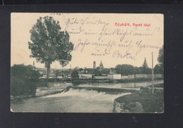 Slovakia PPC Kežmarok 1913 - Slowakije