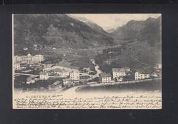 Schweiz AK Klosters 1904 - GR Graubünden