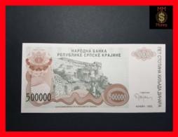 CROATIA 500.000 Dinara 1993 P.  R 23 - Croatia