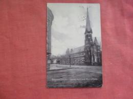 Church At Cornor Main  & Front Street   Binghamton    New York    Ref 3109 - NY - New York