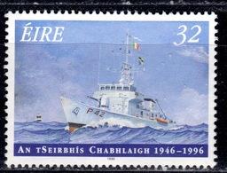 IRL+ Irland 1996 Mi 955 972 Küstenschutzboot, Weihnachten - 1949-... République D'Irlande
