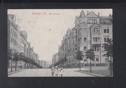 Dt. Reich AK Plauen Moritzstrasse 1922 - Plauen