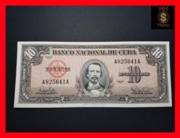 CUBA 10 Pesos 1960  P. 79  UNC - Cuba