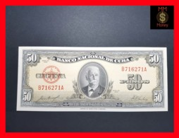 CUBA 50 Pesos 1958  P. 81  UNC - Cuba