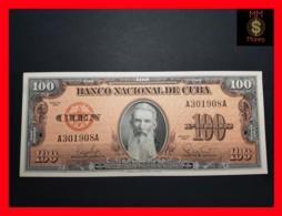 CUBA 100 Pesos  1959  P. 93  UNC - Cuba