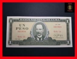 CUBA 1 Peso 1986  P. 102  AU - Cuba
