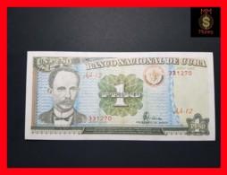 CUBA 1 Peso 1995  P. 112  UNC - Cuba
