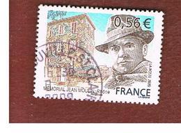 FRANCIA (FRANCE) -  YV 4371  -  2009   JEAN MOULIN MEMORIAL            - USED - Francia