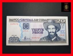 CUBA 20 Pesos 2005  P. 122 UNC - Cuba