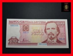 CUBA 100 Pesos 2001  P. 124  UNC - Cuba