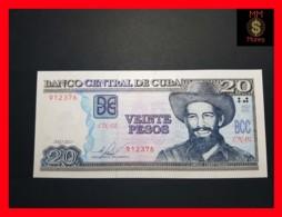 CUBA 20 Pesos 2013  P. 122 UNC - Cuba