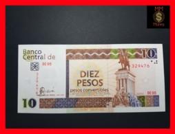 CUBA 10 Pesos Convertibles 2008  P. FX 49 UNC - Cuba