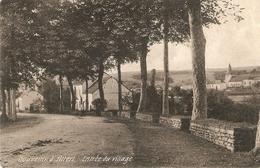 Attert : Entrée Du Village 1908 - Attert