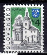 SK+ Slowakei 1995 Mi 231 238 Nova Bana, Trencin - Slovakia