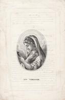 Petrus Josephus Vannieuwenhuyse-bisseghem-harelbeke  1845-joanna Brigitta Beert-1819 - Devotion Images