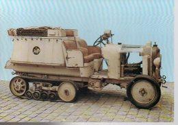 REF 357 - CPSM 1975 Compiegne Musée National De La Voiture : Auto Chenille Citroen 1924 - Cartes Postales